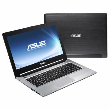Asus S46CB ultrabook with SSD